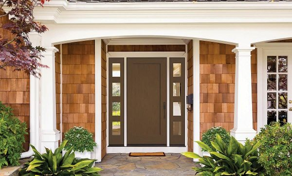 Brighten Your Exterior Wood Doorways to market Your House