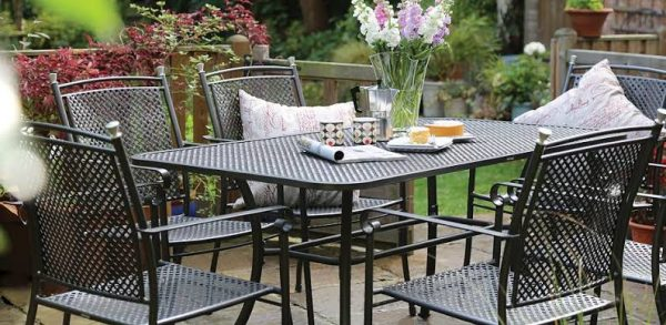 How to get Proper care of A Garden Steel Furniture