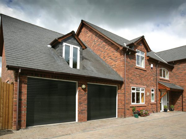 Give your Property a Facelift with Roller Garage Doors