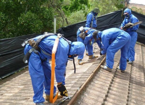 Why You Should Contact a Specialist Asbestos Removal Company